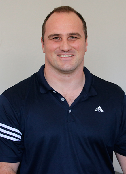 Michael Lockyer Physiotherapist